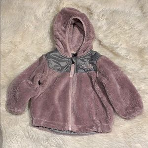 The North Face Oso coat for baby girl 6 to 12 M